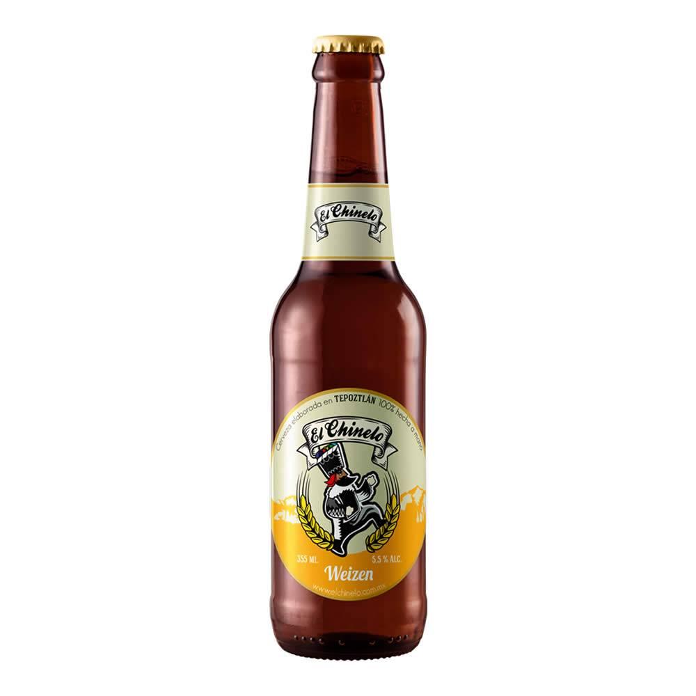 Cerveza El Chinelo Weizen