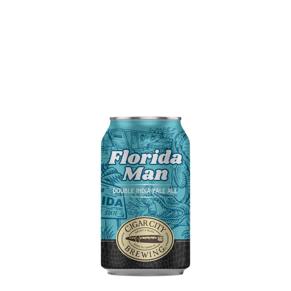 Cerveza Cigar City Florida Man