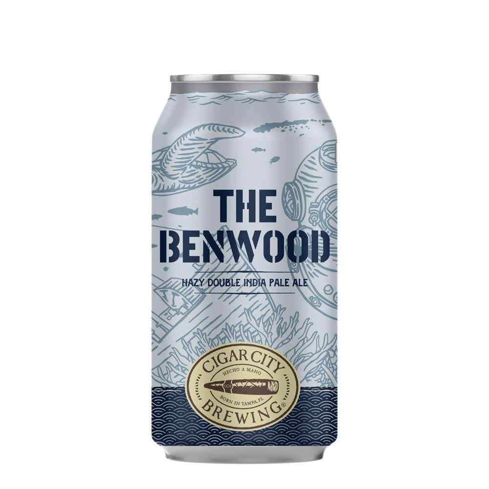 Cerveza Cigar City The Benwood