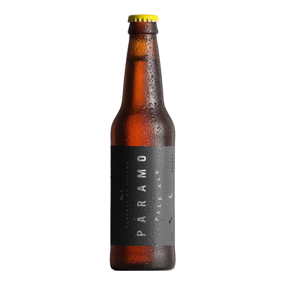 Cerveza Colima Páramo