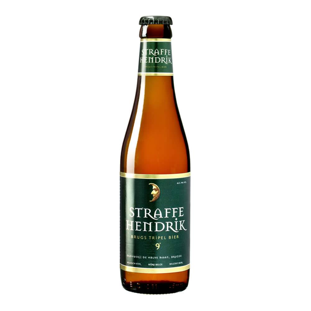Cerveza De Halve Maan Straffe Hendrik Tripel