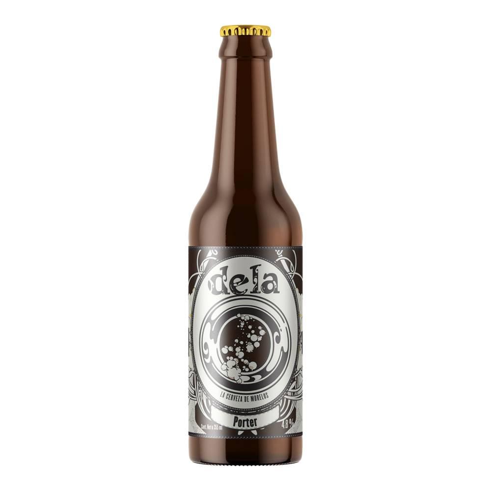 Cerveza De La O Porter