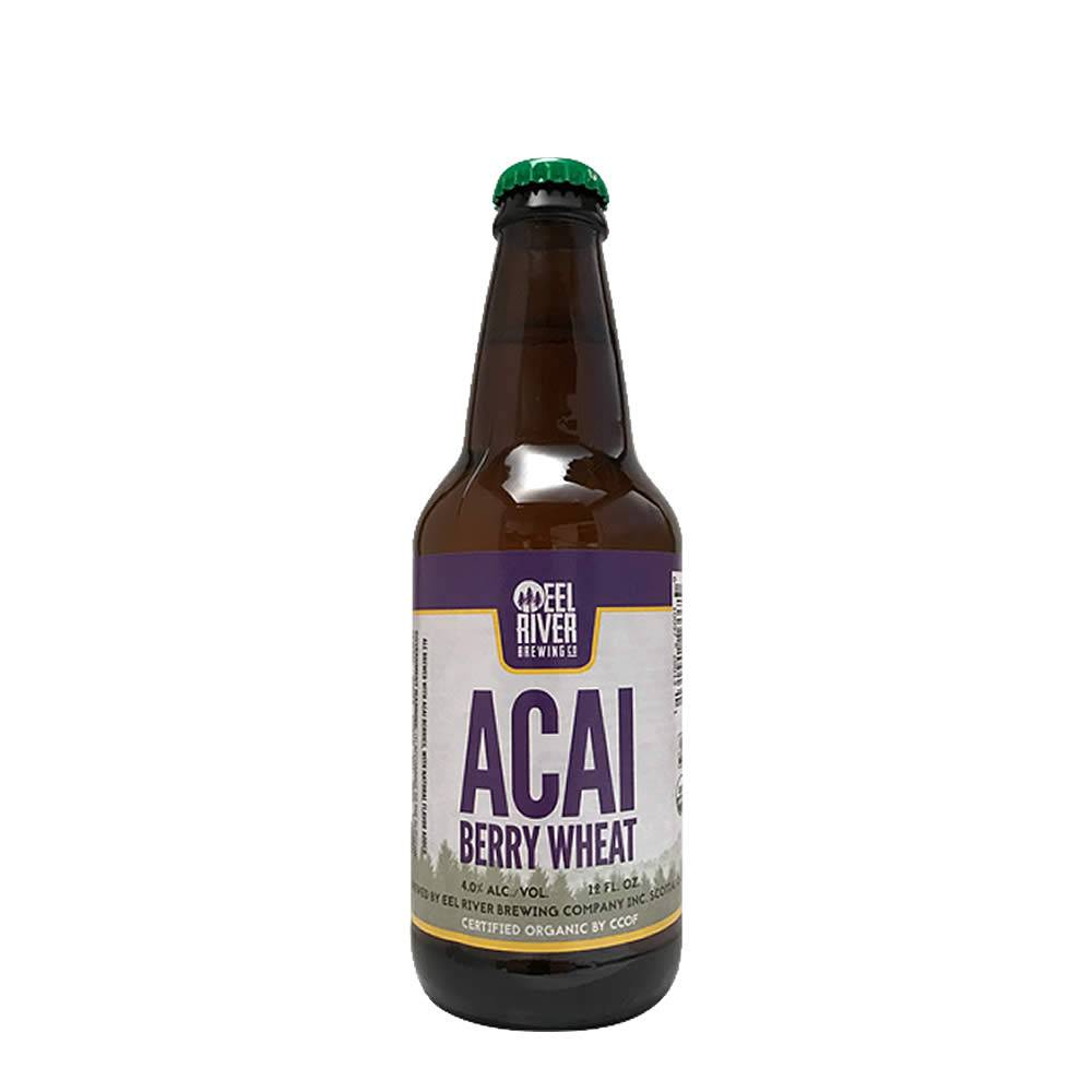 Cerveza Eel River Acaí