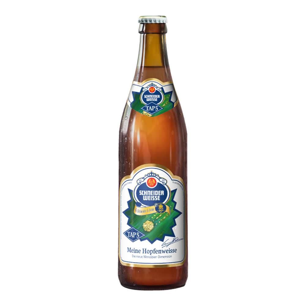 Cerveza Schneider Weisse Tap 5