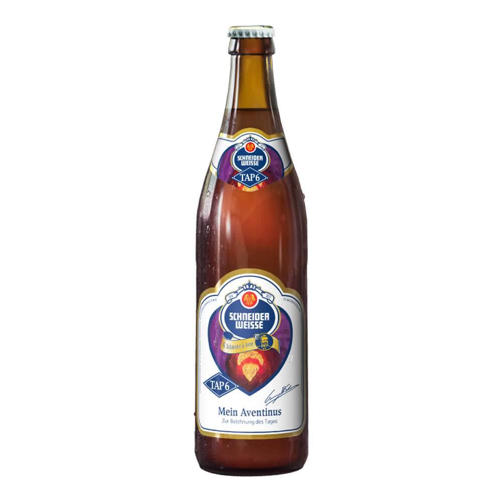 Cerveza Schneider Weisse Tap 6