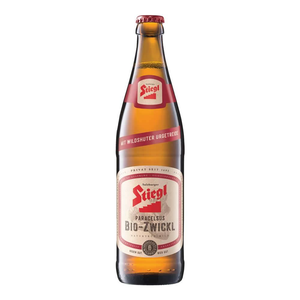 Cerveza Stiegl Paracelsus Bio-Zwickl