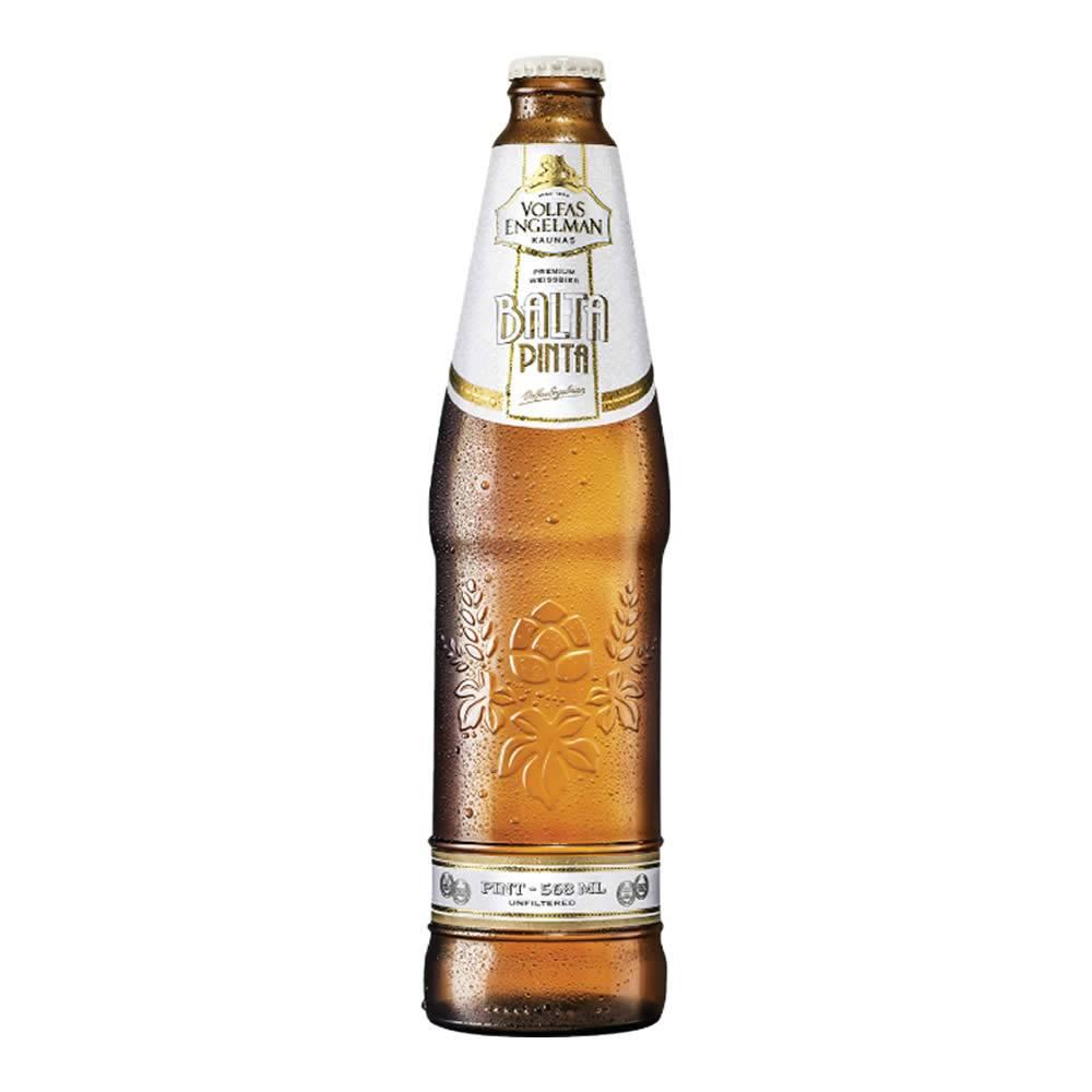Cerveza Volfas Engelman Balta Pinta