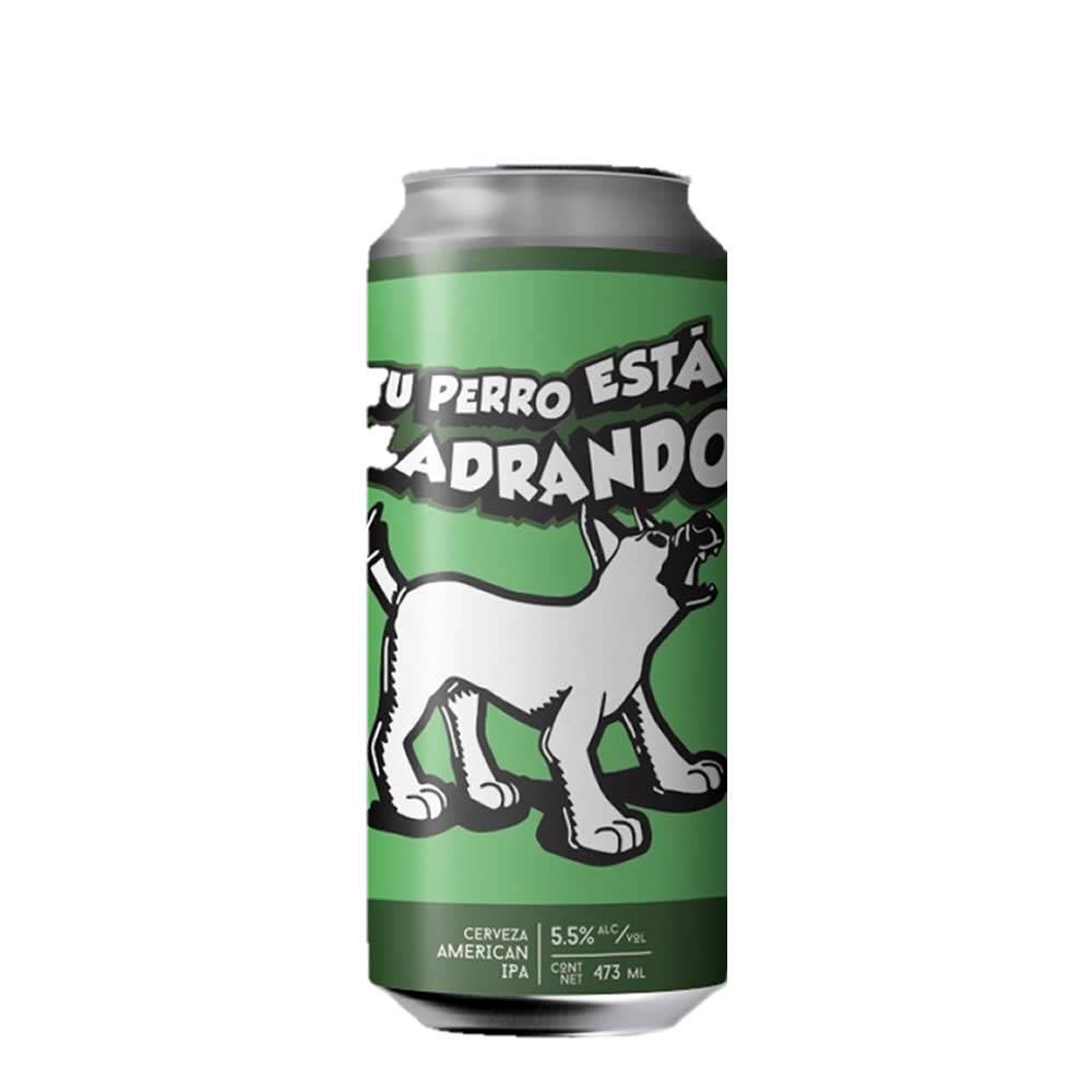 Cerveza Falling Piano Tu Perro Esta Ladrando