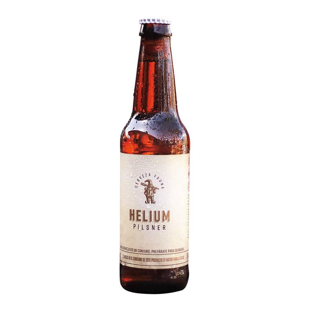 Cerveza Fauna Helium