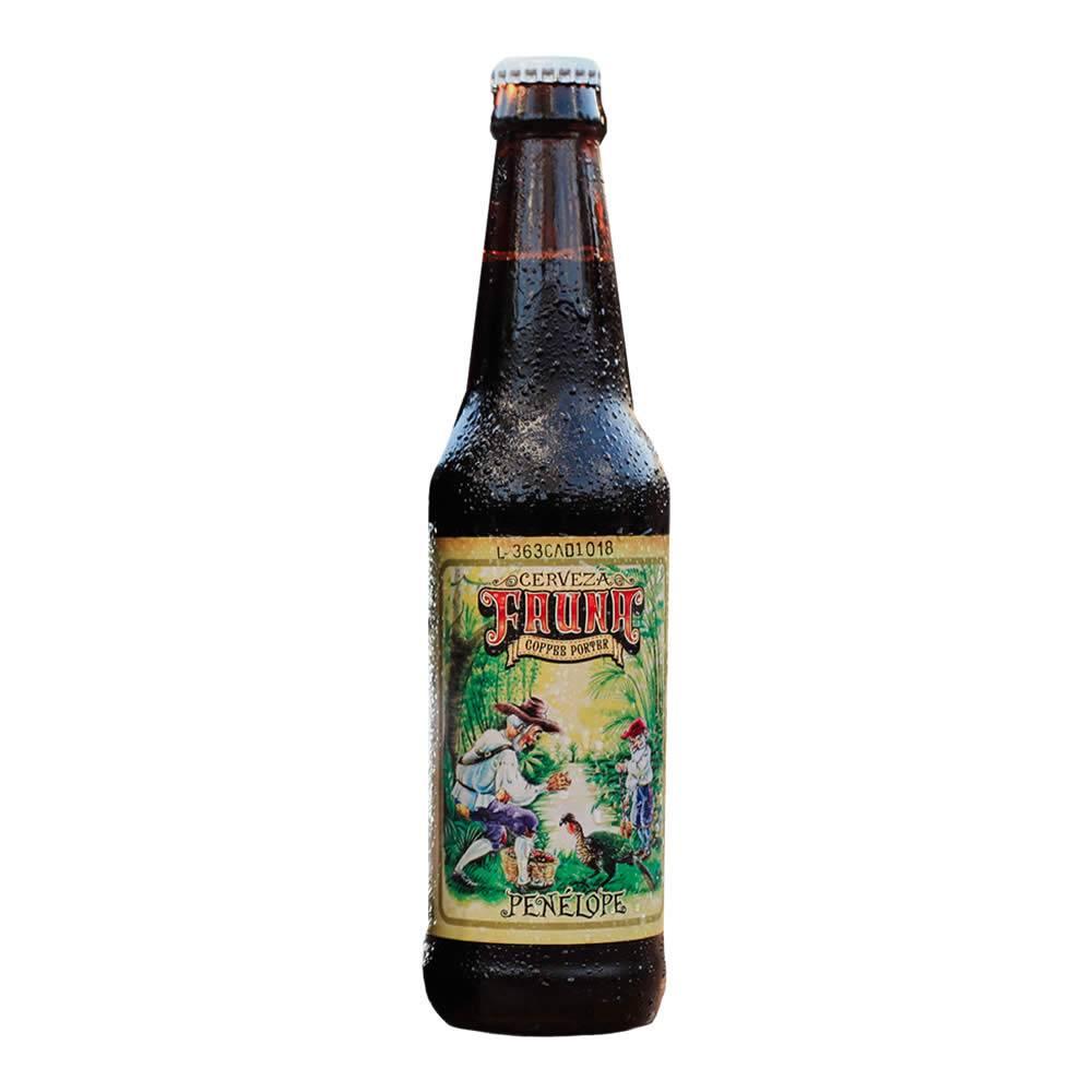 Cerveza Fauna Penélope