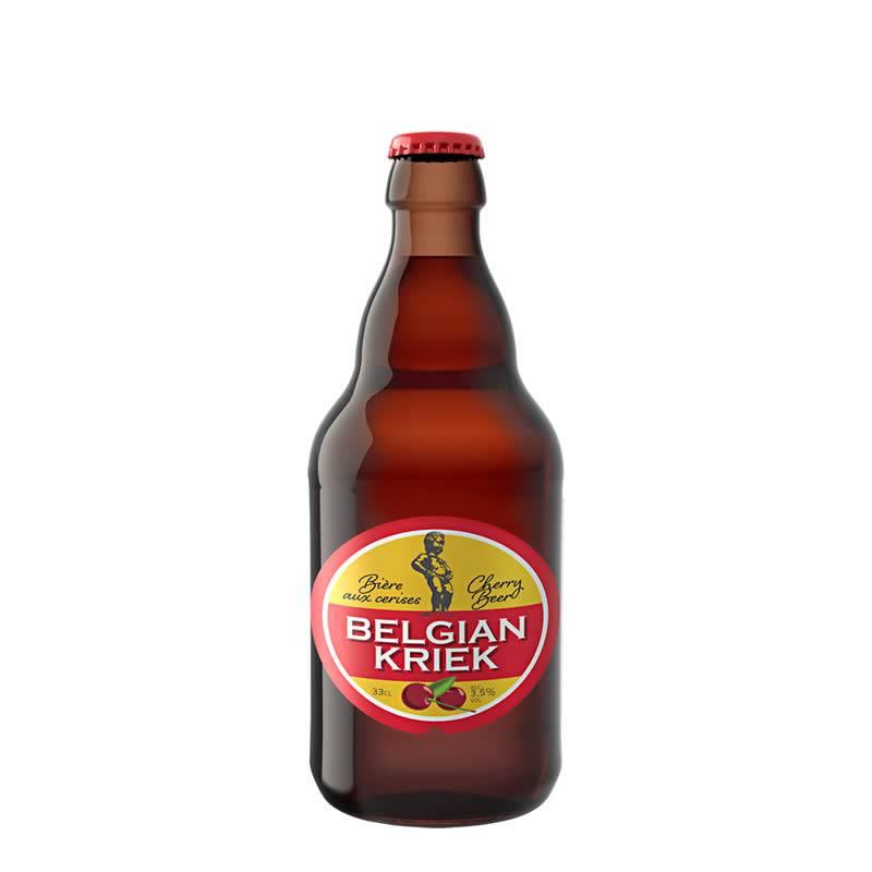 Cerveza Lefebvre Belgian Kriek