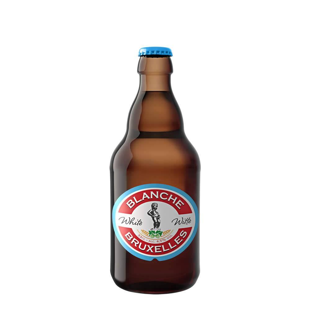 Cerveza Lefebvre Blanche de Bruxelles