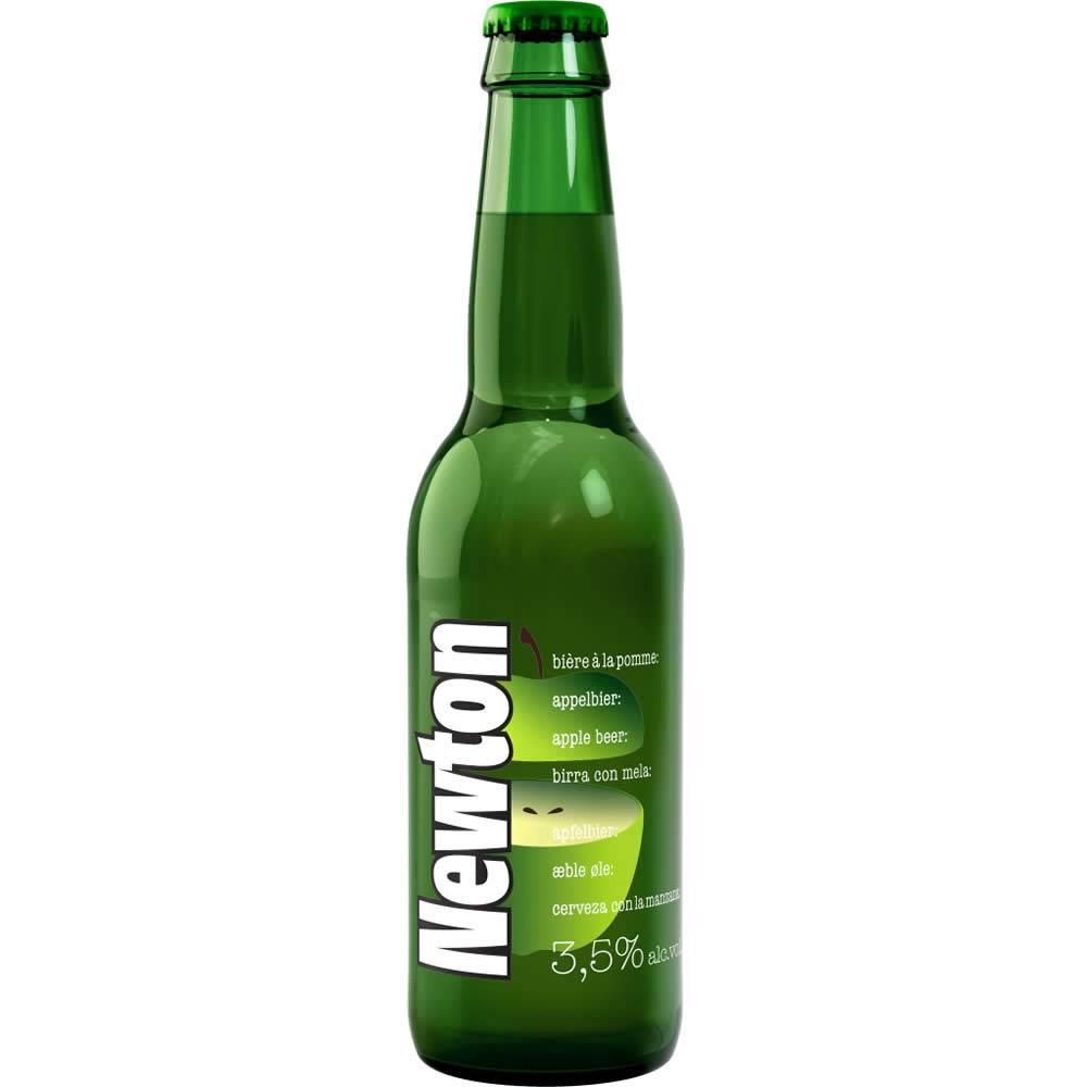 Cerveza Lefebvre Newton