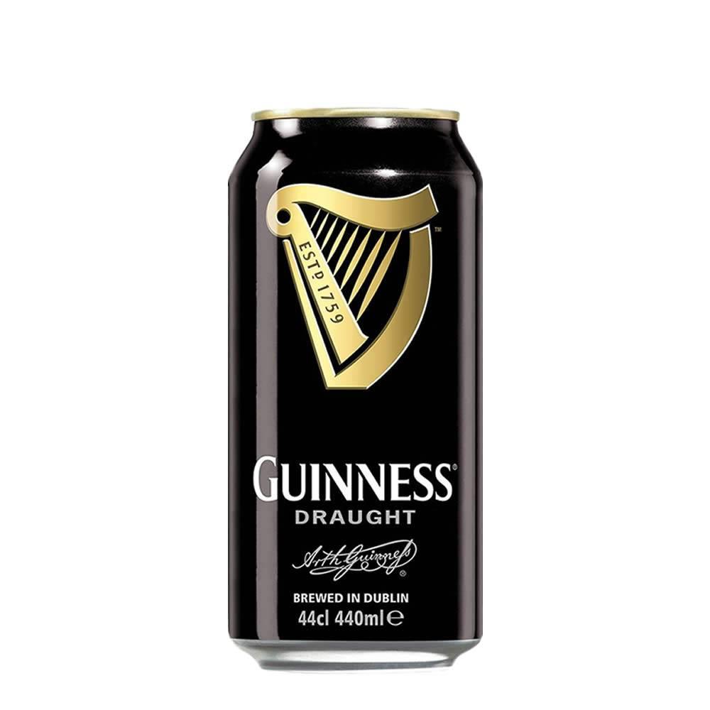 Cerveza Guinness Draught