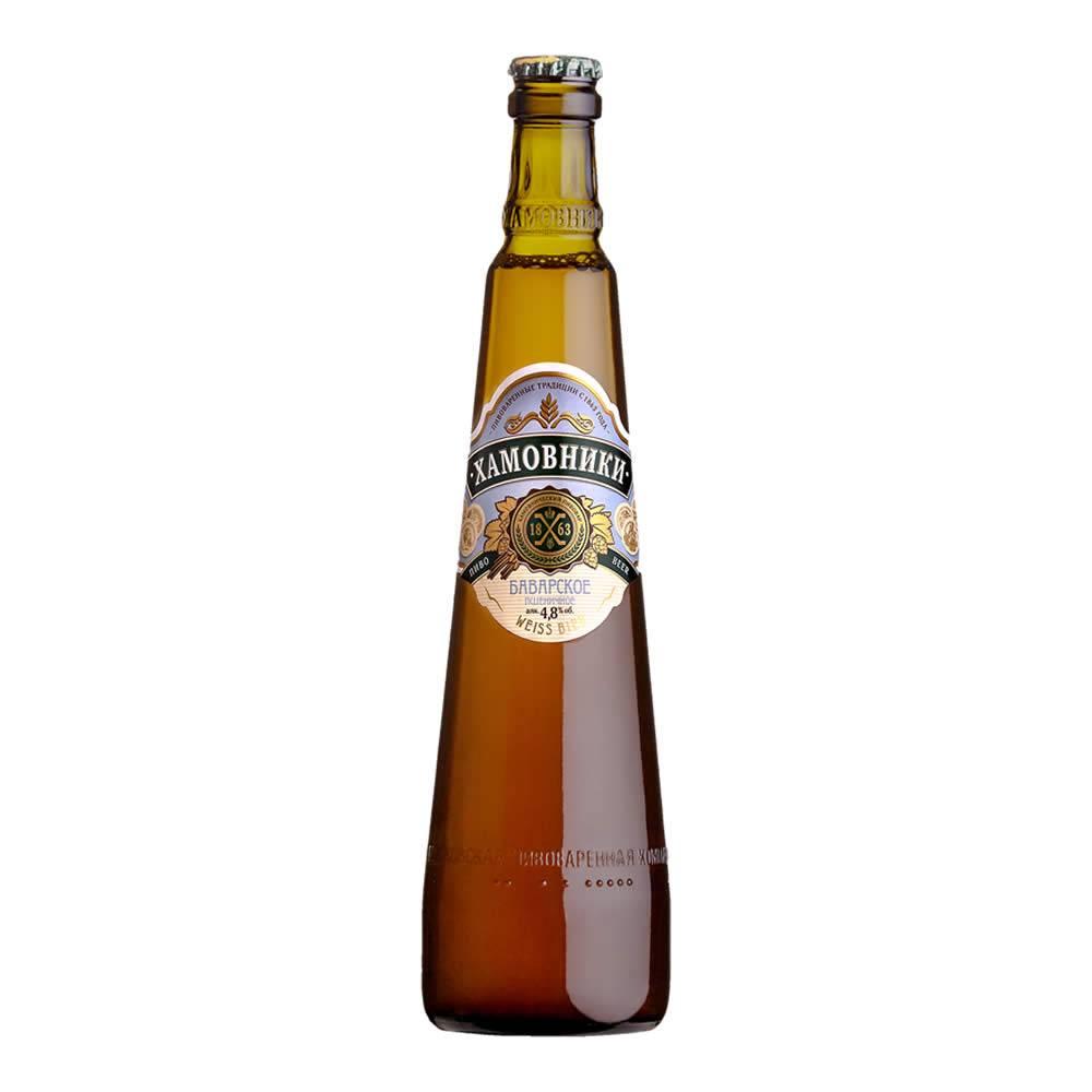 Cerveza Hamovniki Weisse