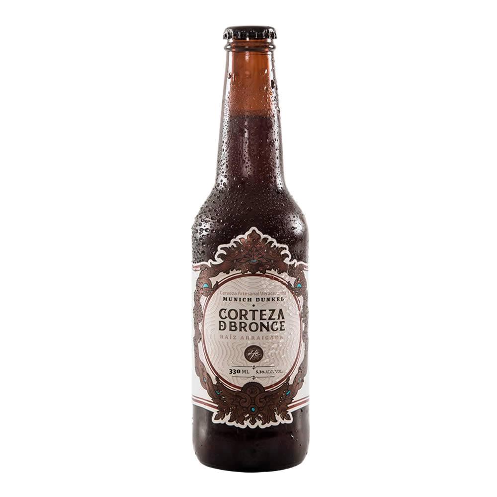 Cerveza Heroica Corteza De Bronce