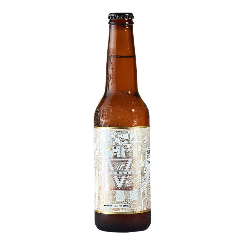 Cerveza Heroica Homenaje IV