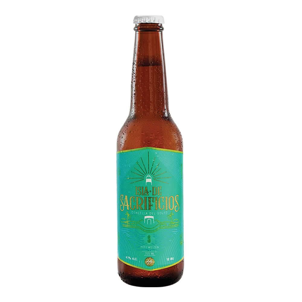Cerveza Heroica Isla De Sacrificios