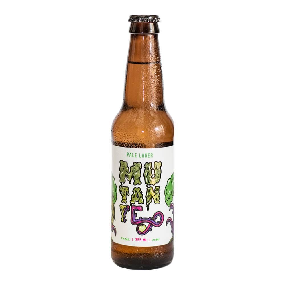 cerveza Heroica Mutante