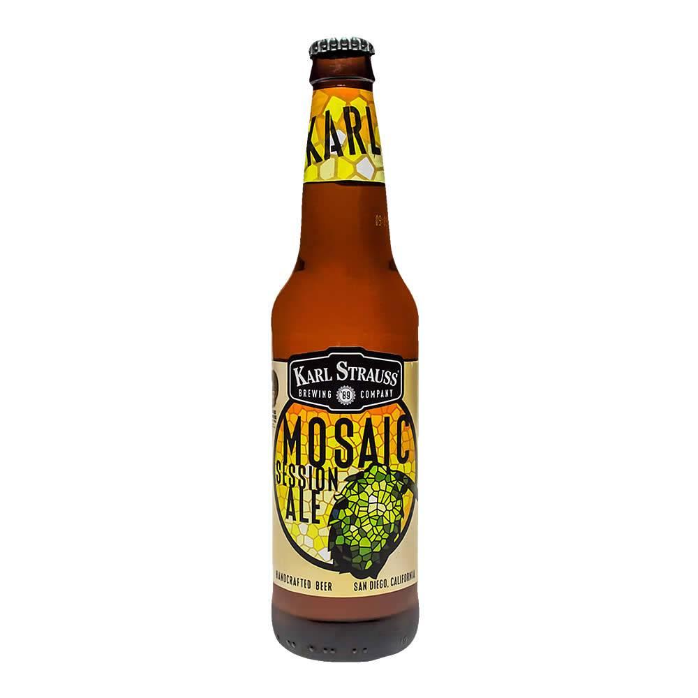 Cerveza Karl Strauss Mosaic