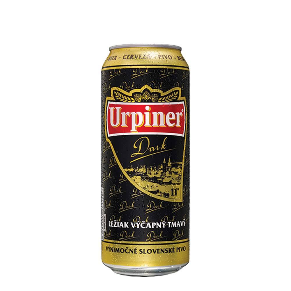 Cerveza Urpiner Dark Lata