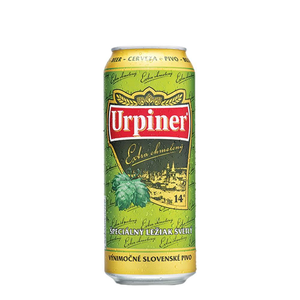 Cerveza Urpiner Extra Hoppy Lata