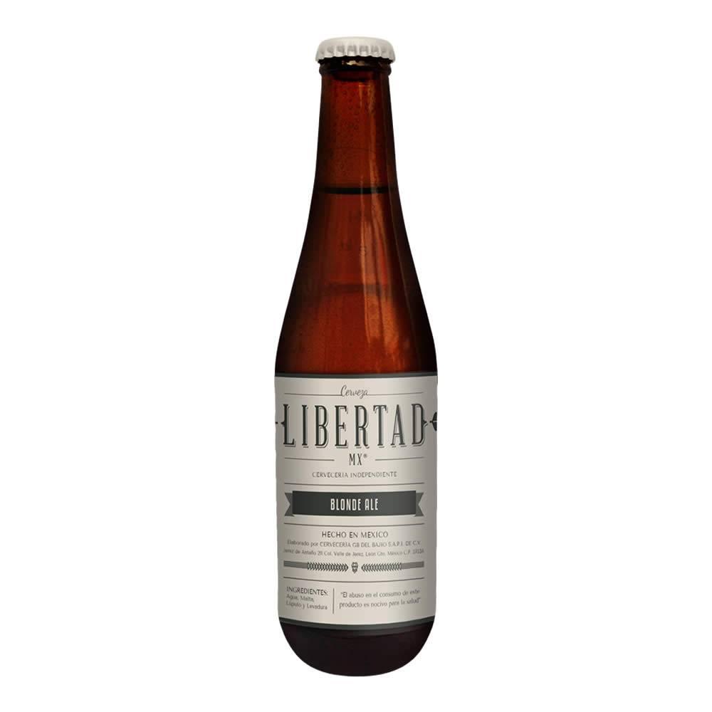 Cerveza Libertad Blonde Ale