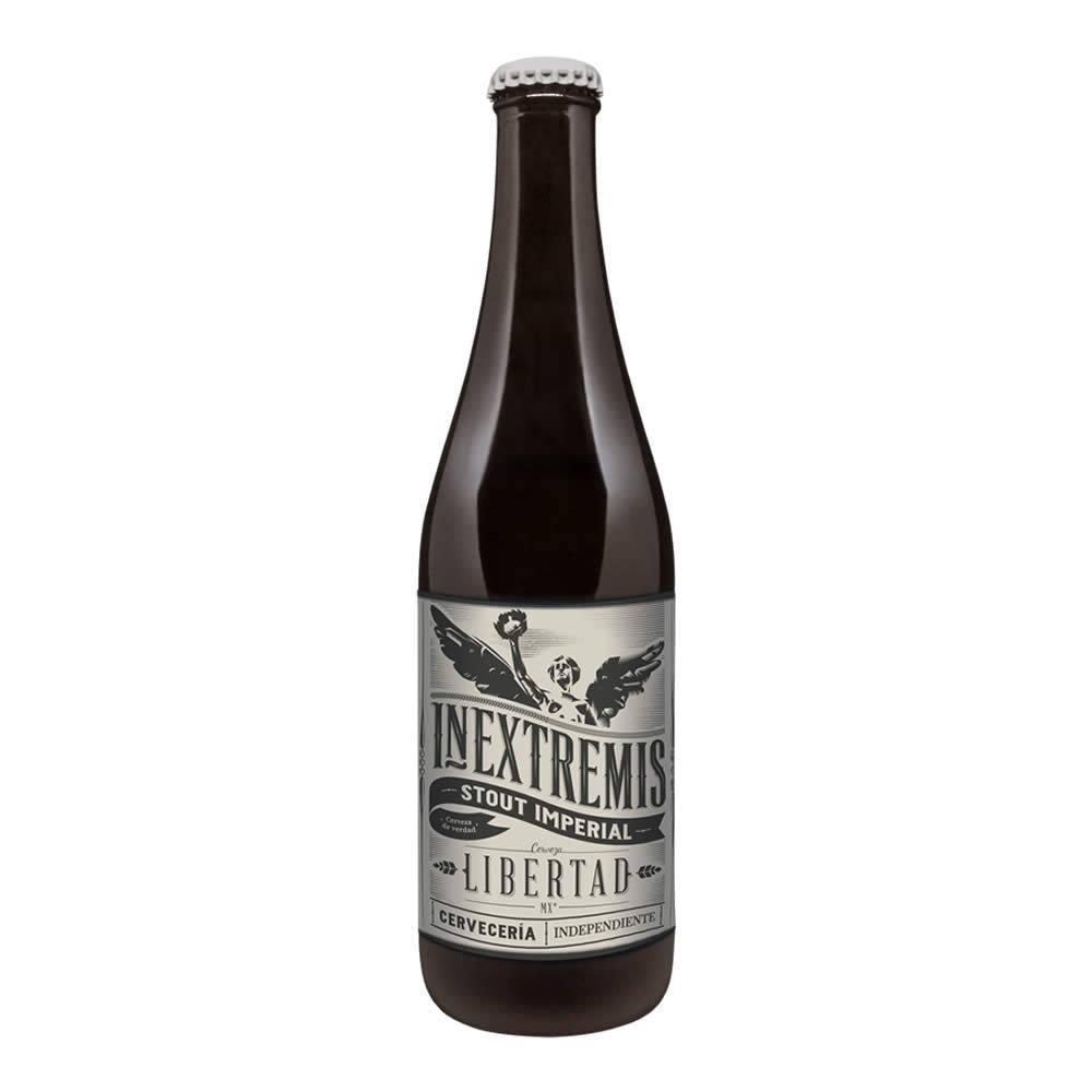 Cerveza Libertad Stout Imperial