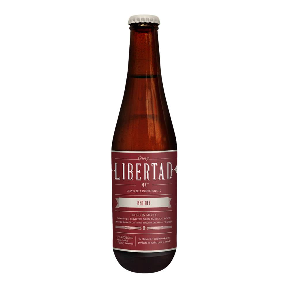 Cerveza Libertad Red Ale