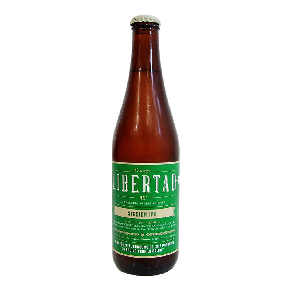 Cerveza Libertad Session IPA