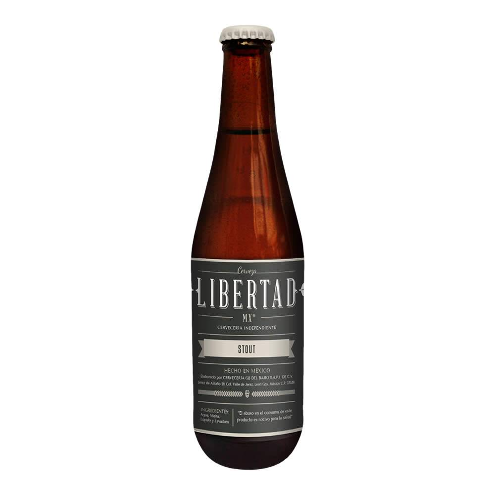 Cerveza Libertad Stout