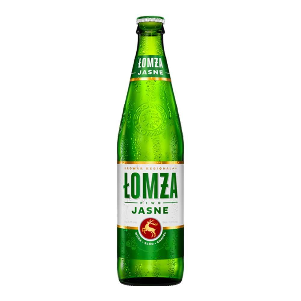 Cerveza Lomza Jasne
