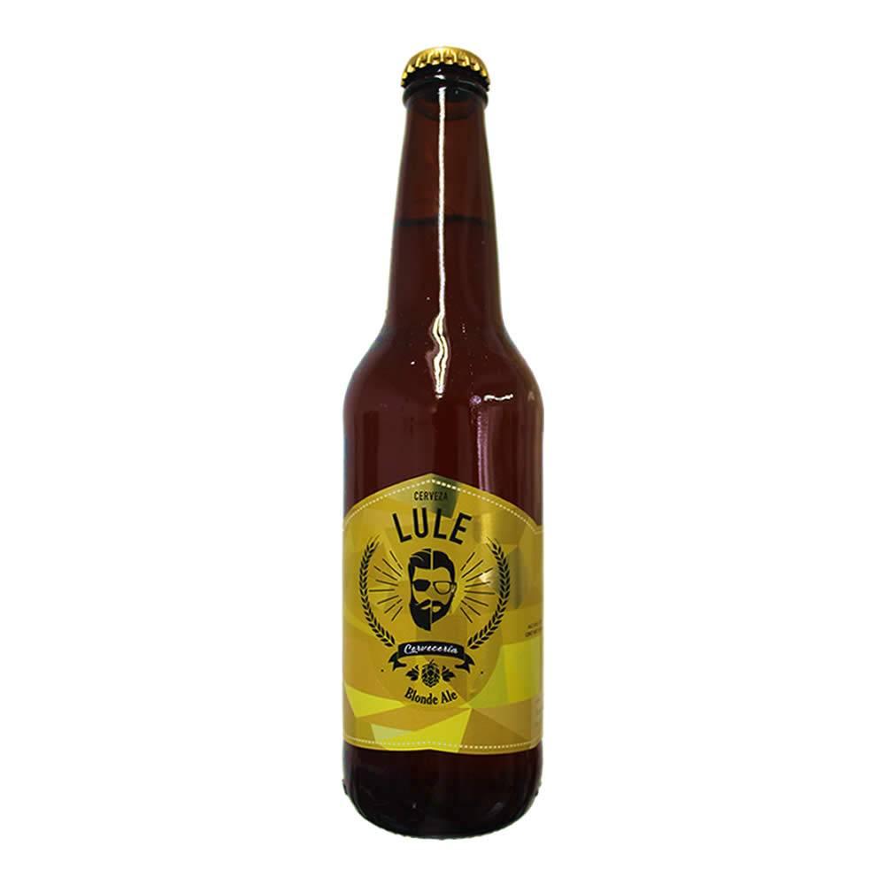 Cerveza Lule Blonde