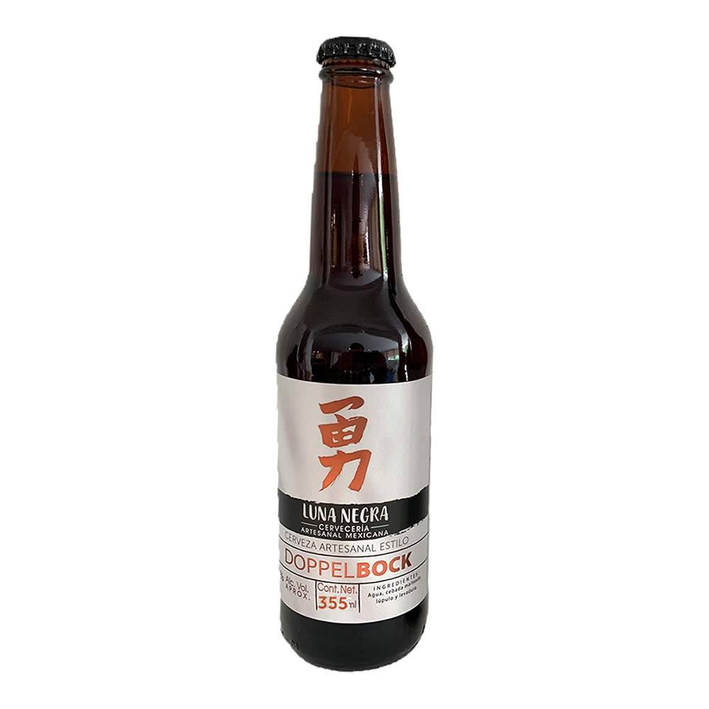 Cerveza Luna Negra Doppelbock
