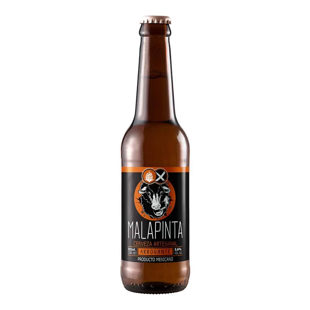 Cerveza Malapinta Arrogante