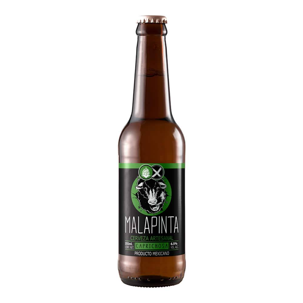 Cerveza Malapinta Caprichosa
