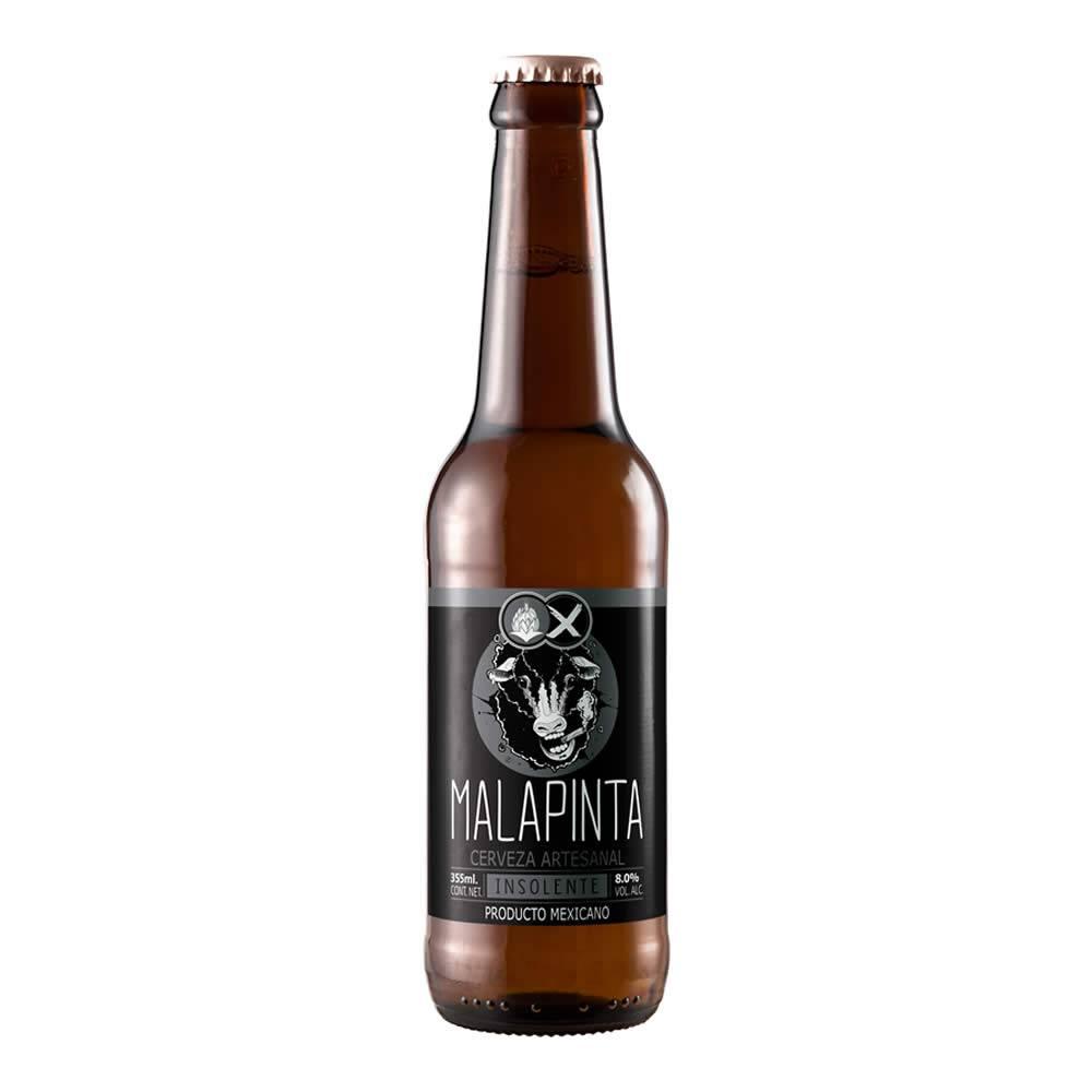 Cerveza Malapinta Insolente