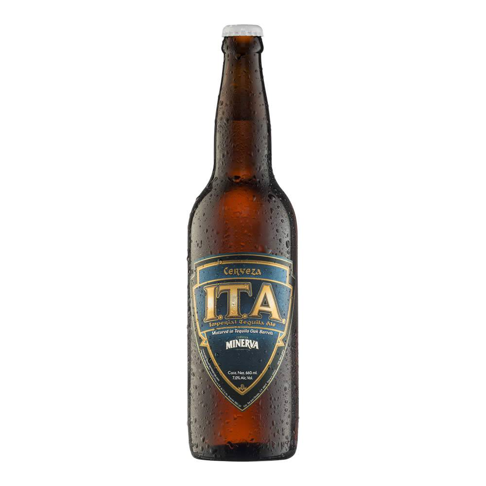 Cerveza Minerva ITA