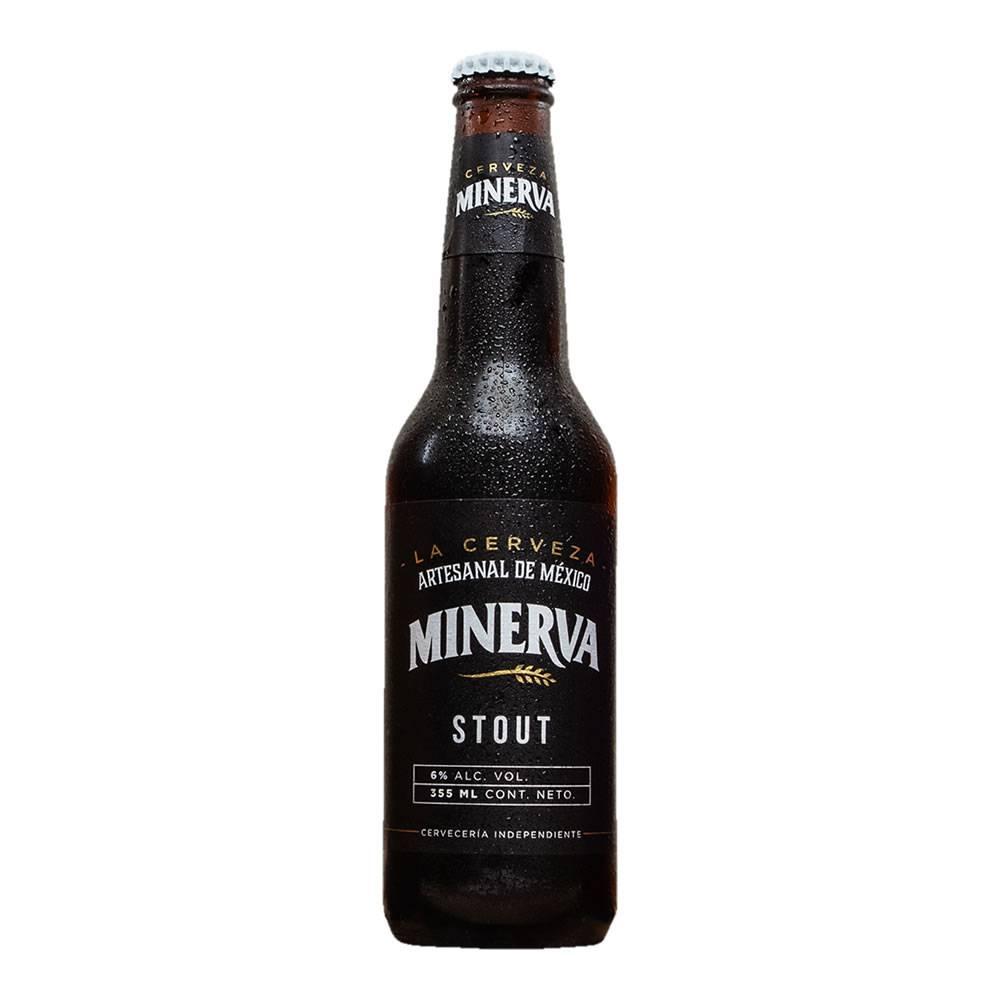 Cerveza Minerva Stout