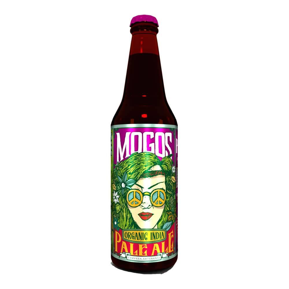 Cerveza Mogos Organic IPA