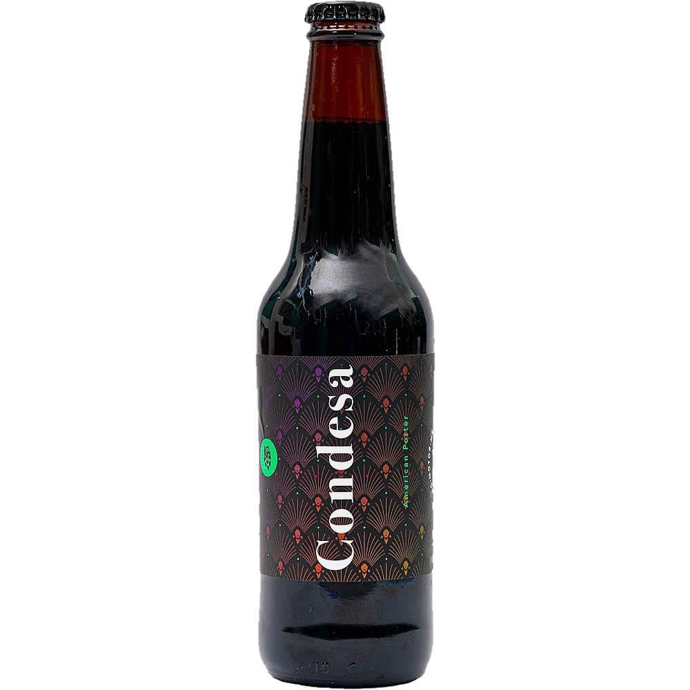Cerveza Motor Cervecería Condesa
