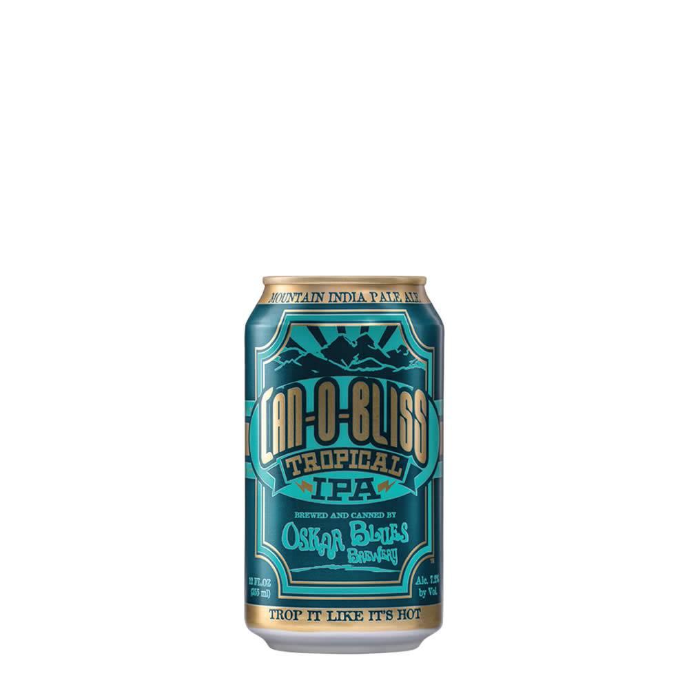 Cerveza Oskar Blues Can-O Bliss Tropical IPA Lata