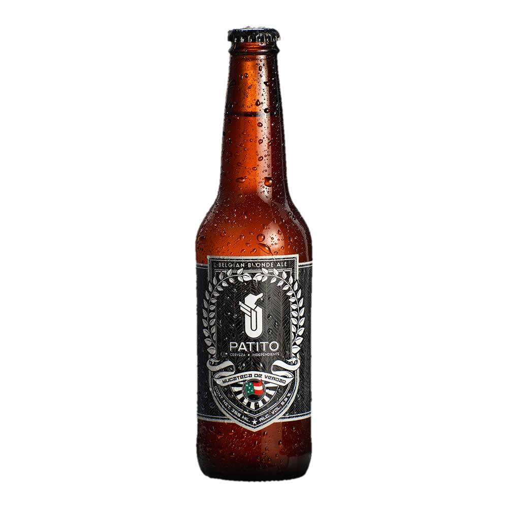 Cerveza Patito Belgian Blonde Ale