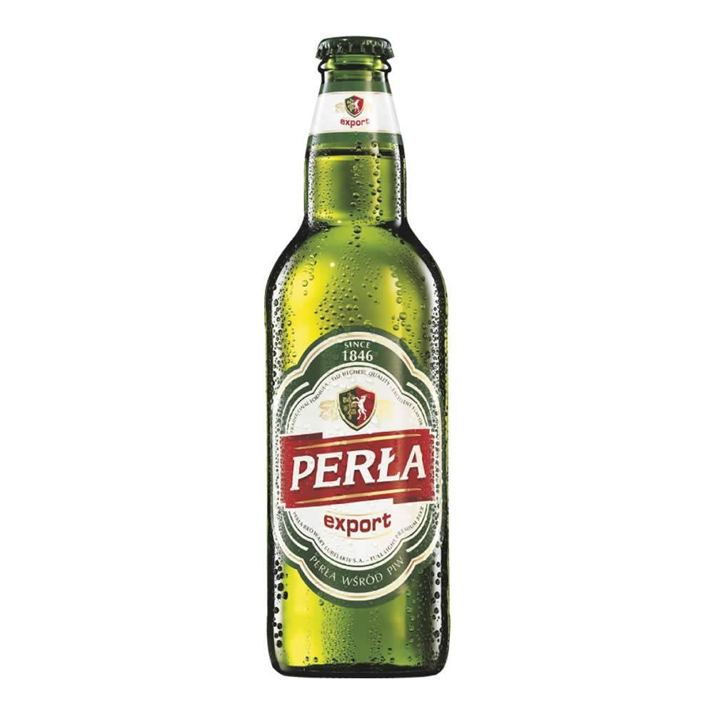 Cerveza Perla Export