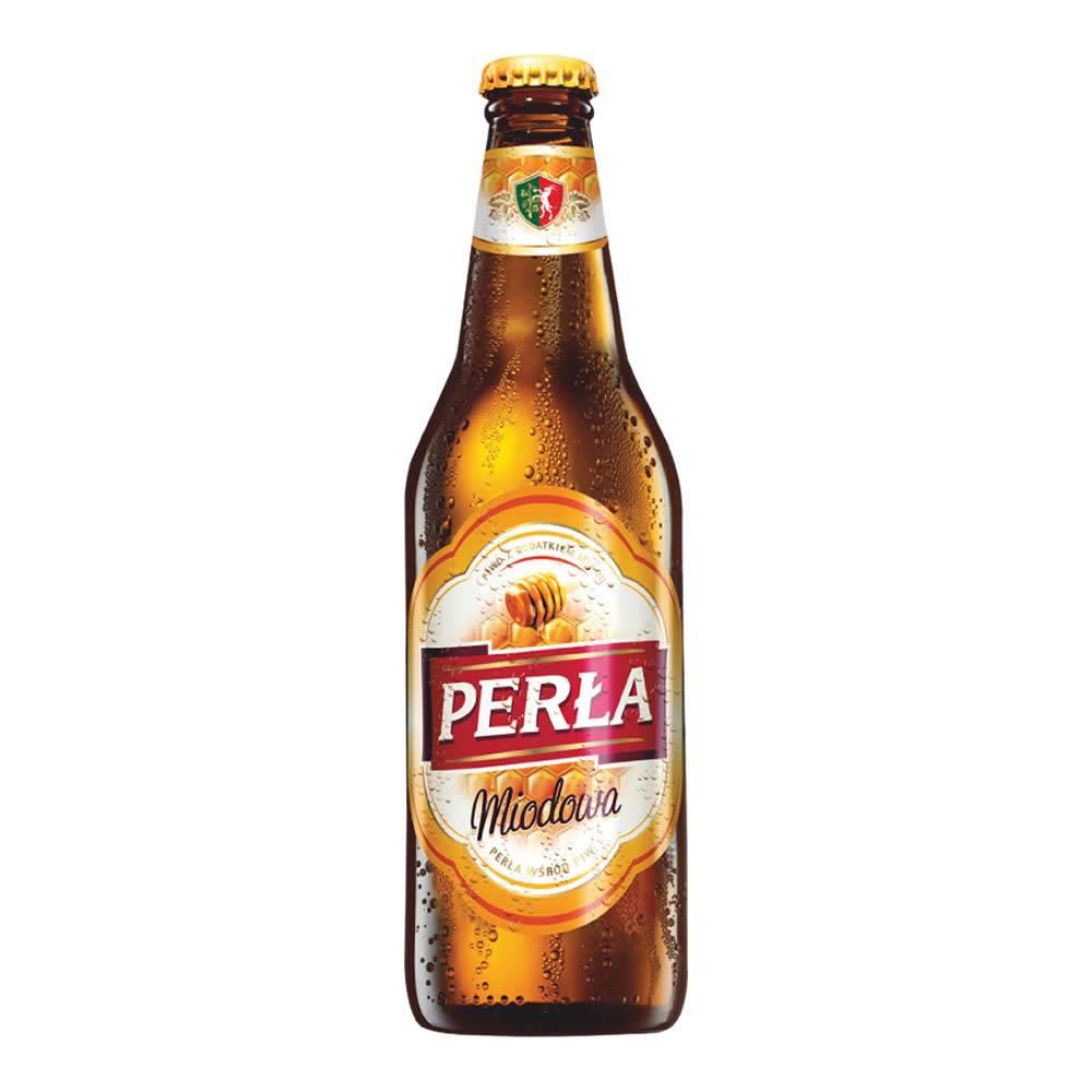 Cerveza Perla Miodowa