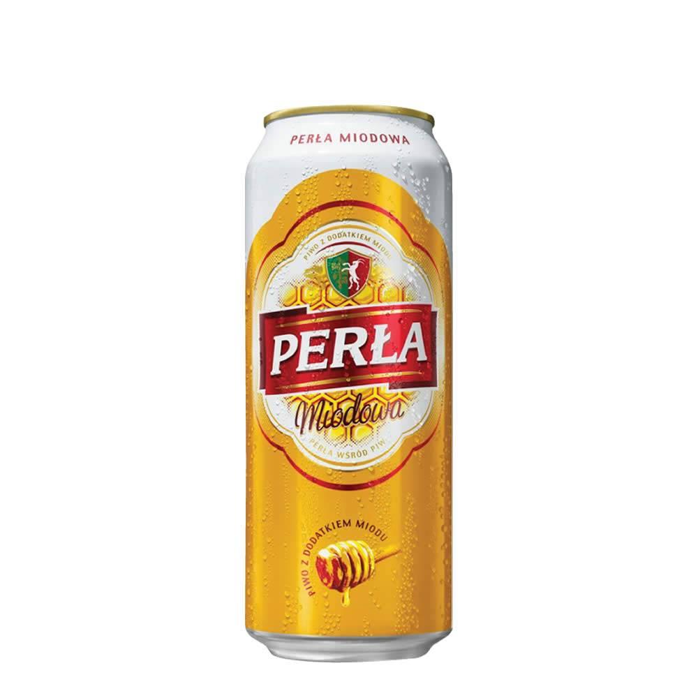 Cerveza Perla Miodowa Lata