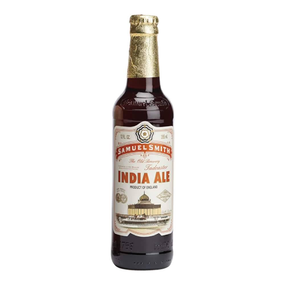 Cerveza Samuel Smith's India Ale