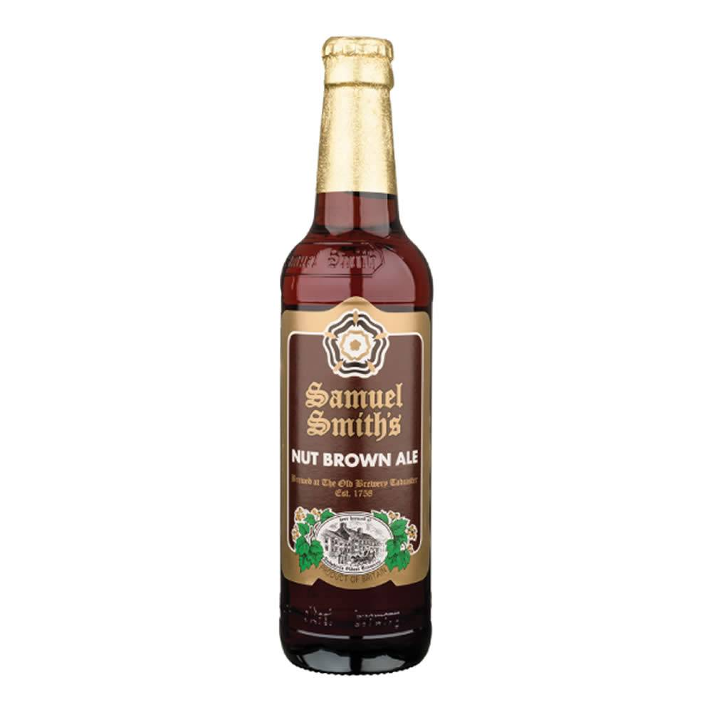 Cerveza Samuel Smith's Nut Brown Ale