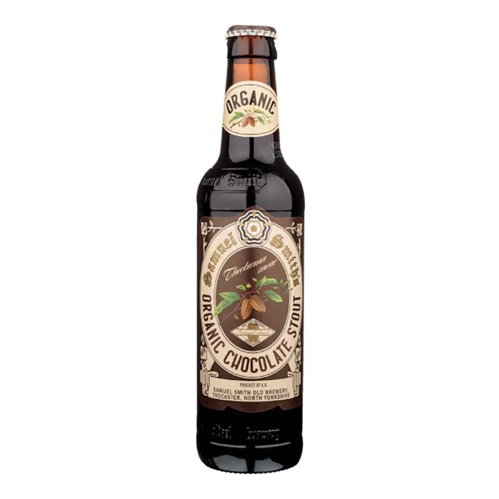 Cerveza Samuel Smith's Chocolate Stout