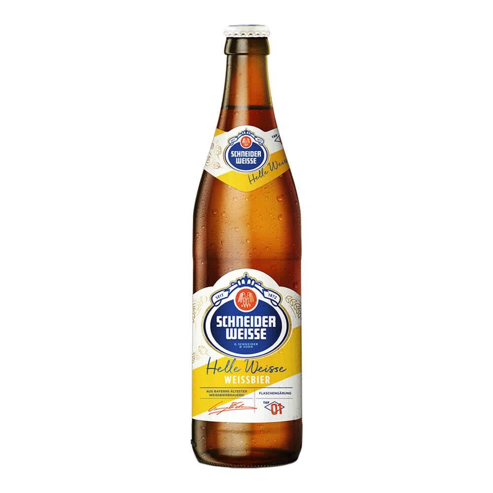 Cerveza Schneider Weisse Tap 1
